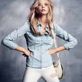 Denim Shirt - $24.95 - HM