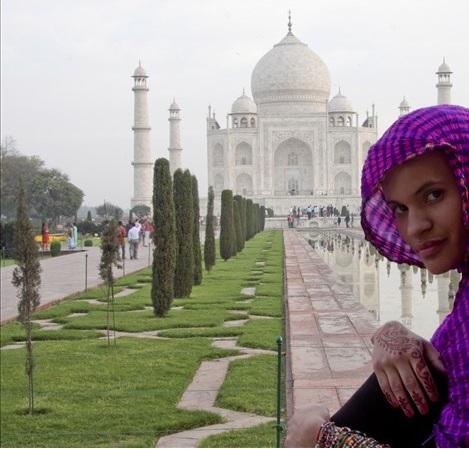 Melly Mel - India