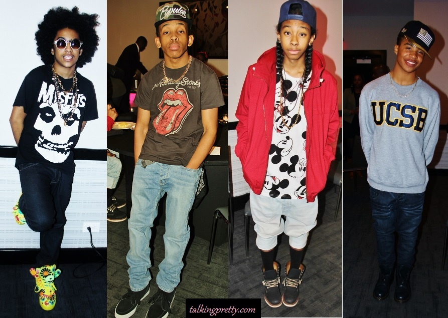 Mindless Behavior fashion