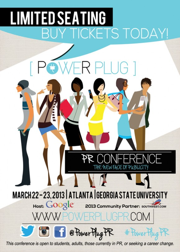 Win Tickets to the Power Plug PR Conference 2013!