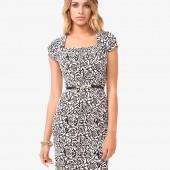 Rose Matelasse Dress 29.80 Forever 21