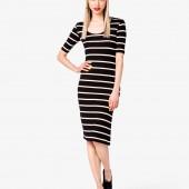 Striped Midi Dress 22.80 - Forever 21