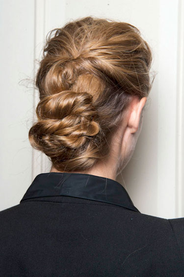 The Braid 2- Spring 2013 Hair Trends