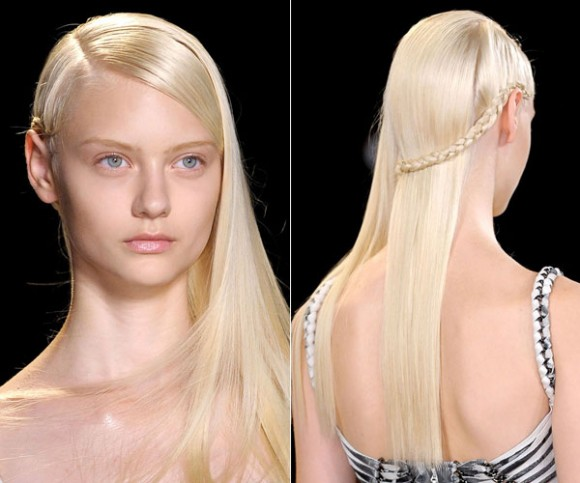 The Braid- Spring 2013 Hair Trends