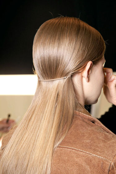 The Low Pony 2 - Spring 2013 Hair Trends