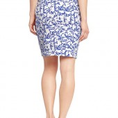 Denim Pencil Skirts printed - $29.94 - Old Navy