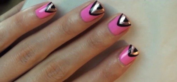Diy Nails 3 Easy Nail Art Designs For Beginners Talking Pretty