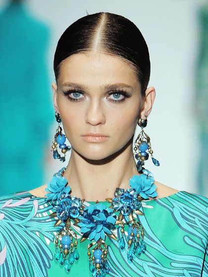 Top eyelash trends for spring 2013