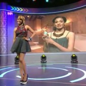 BET's 106 & Park Rip the Runway Amateur Model Contest: The Talk