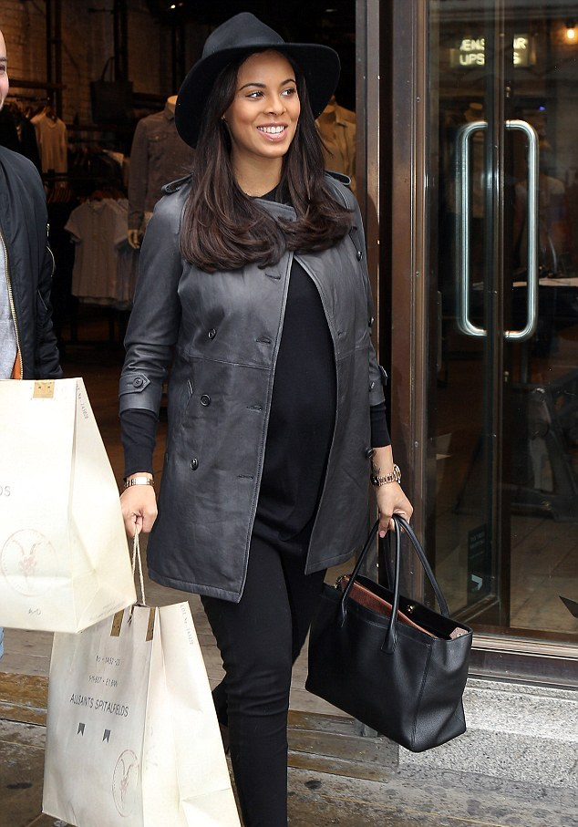 rochelle-humes-all-saints-london-store-all-saints-villers-leather-trench-coat-sago-dress-jules-biker-boots-1