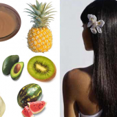 Best fruits and vegetables to aid in hair growth