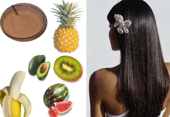 Healthy vegetables for hair growth