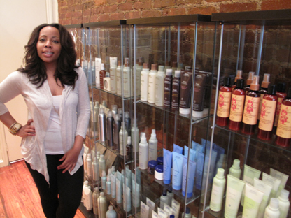 Vanity Hair Studio NYC gives hair tips