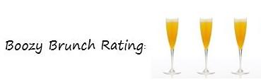 Boozy Brunch Rating