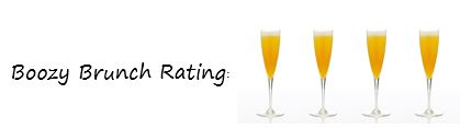 Boozy Brunch Rating