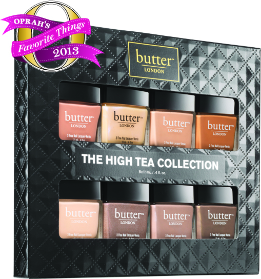 Butter Nail Polish gift set