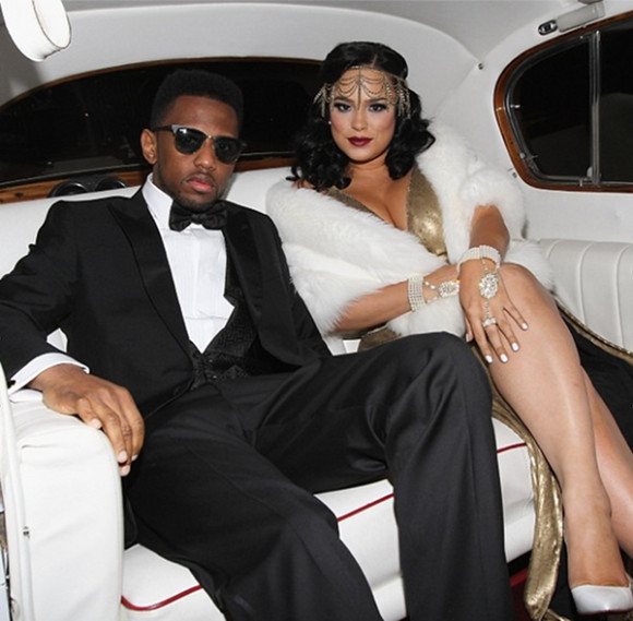 Fabolous Celebrates His 36th Birthday With Great Fab Sby