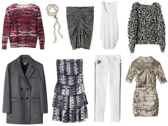 Isabel Marant x HM Clothing advise