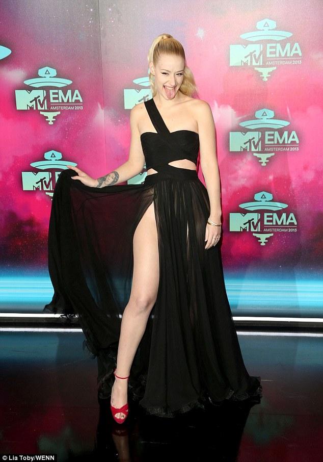 Iggy Azalea MTV EMA 2013
