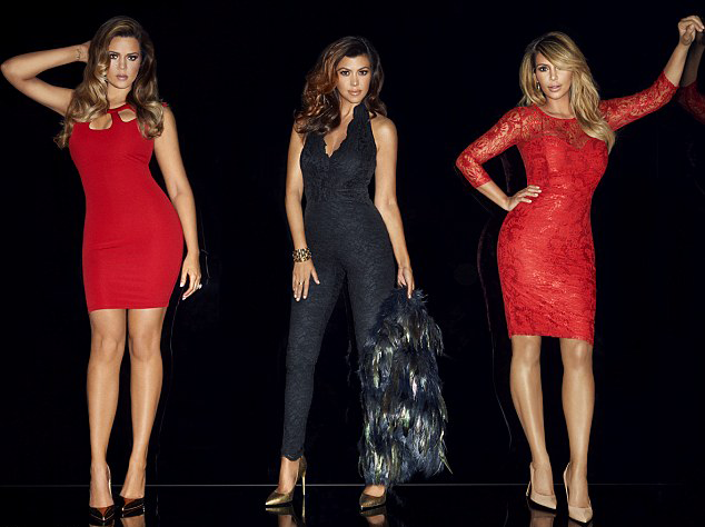 a5afa34cfc6 Kardashian Kollection at sears. Whatever your personal opinion of the  Kardashians may be