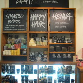 Healthy Hair Thursdays: All natural hair care at LUSH