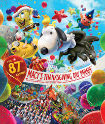 Highlights from the Macy's Thanksgiving parade