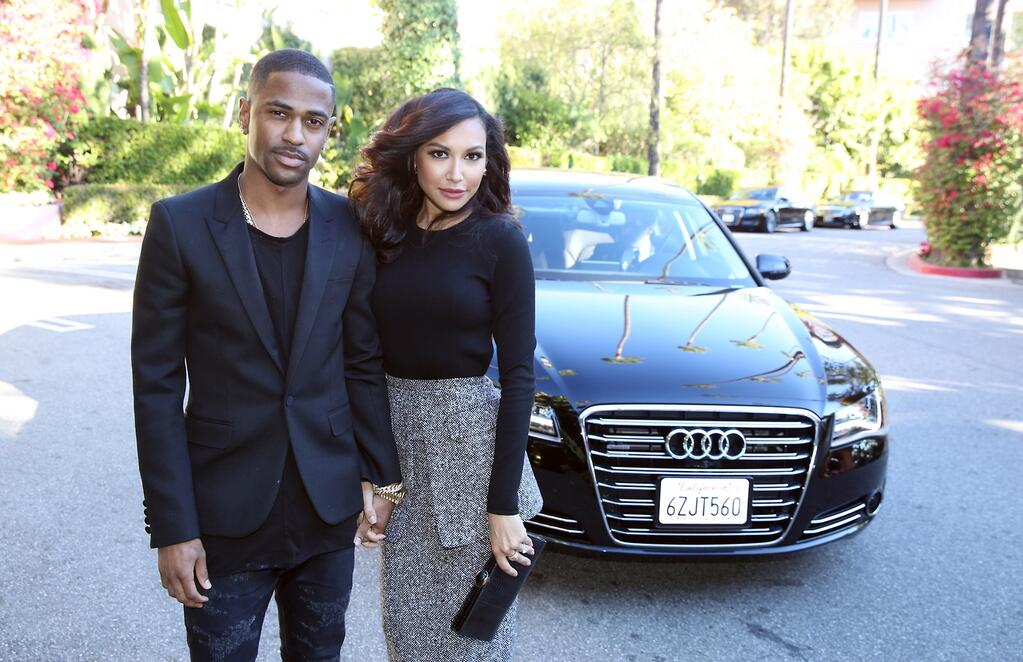 photo of Big Sean Audi - car