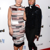 Janelle Monáe receives  'Rising Star' award at Billboard's Women in Music event