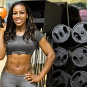 Celebrity fitness trainer, Nicole Chaplin talks fitness success and her new book