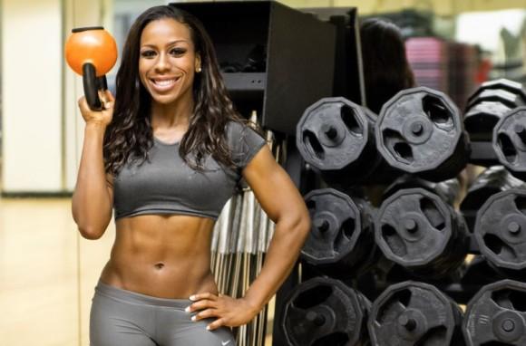 Nicole Chaplin celebrity fitness trainer