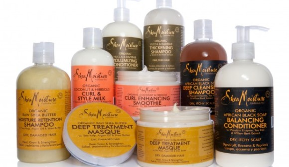 SheaMoisture Hair Products