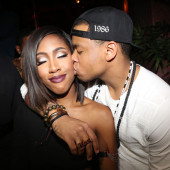 Mack Wilds, Joe Budden and more celebrate at Sevyn Streeter's EP Release Party