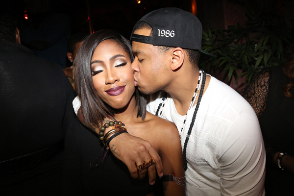Tristan Wilds and Sevyn Streeter