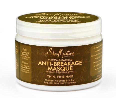 anti breakage masque