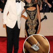 Wedding Wednesday's: Top 5 Celebrity engagement rings