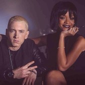 Eminem confronts his demons in 'Monster' feat. Rihanna