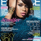 Jennifer Hudson covers 'Essence' magazine