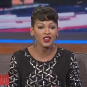 Meagan Good aspires to play the legendary Whitney Houston