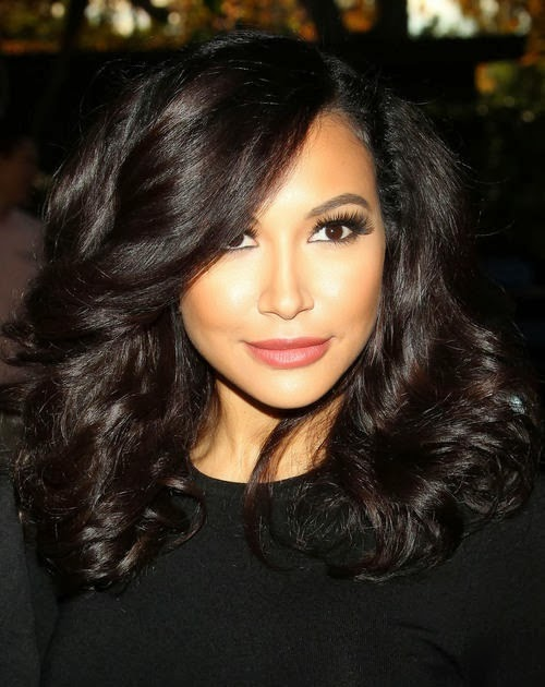 naya-rivera-the-hollywood-reporters-women lunch