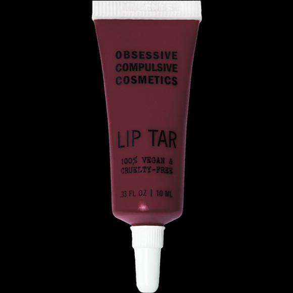 OCC lip tar - brown burgundy