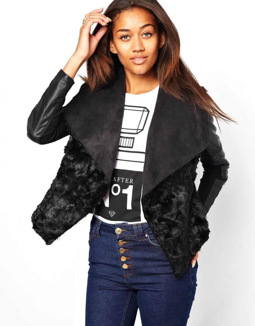 asosleathercoat