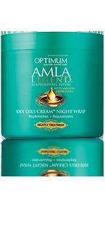 1001 oils cream night wrap