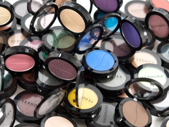 Sephora eyeshadows