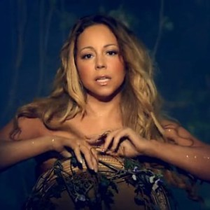 Mariah Carey strips down for 'You're Mine (Eternal)' feat Trey Songz