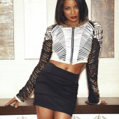 'Mistresses' Rochelle Aytes heats things up for 'XEX' Magazine