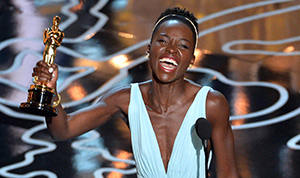 And the winner is … Lupita Nyong'o
