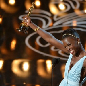 Lupita Nyong'o projects pure humility during acceptance speech