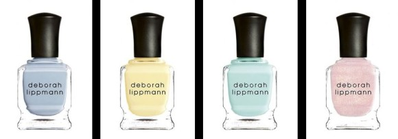 Deborah lippmann spring 2014 collection