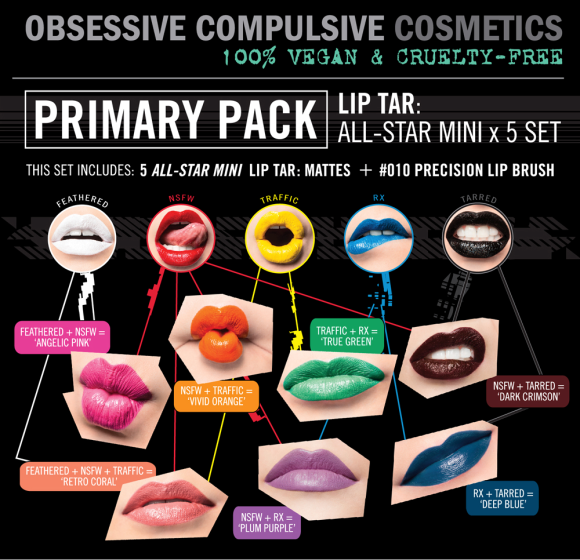 OCC Primary pack