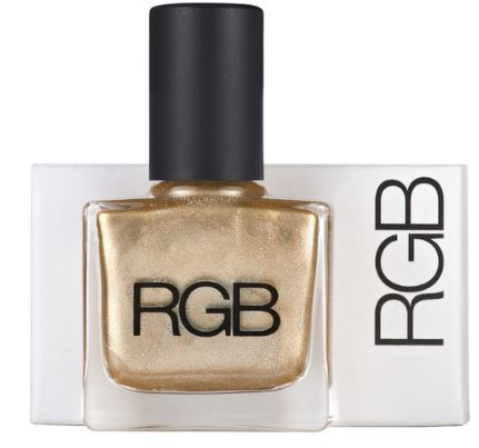 RGB Nail polish in Gilt